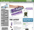 420 Science home page
